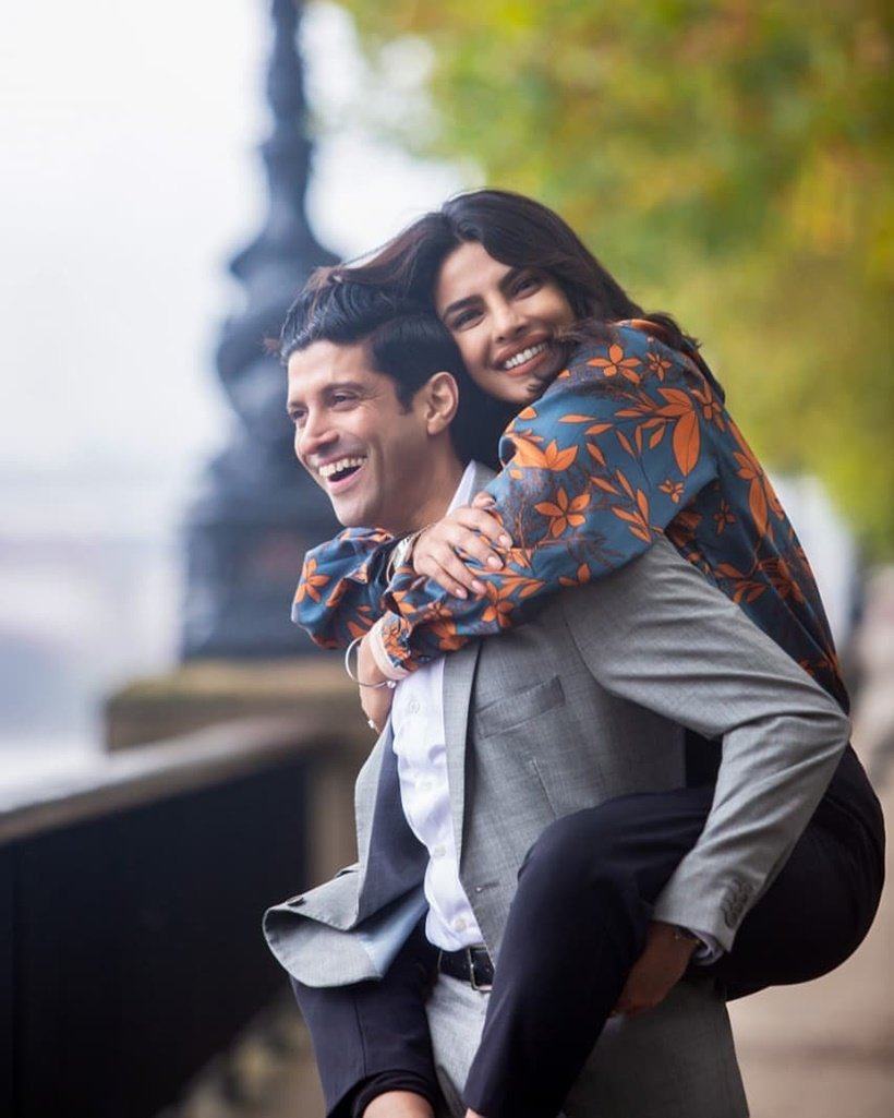 the sky is pink trailer starring farhan and priyanka promises a gripping family drama