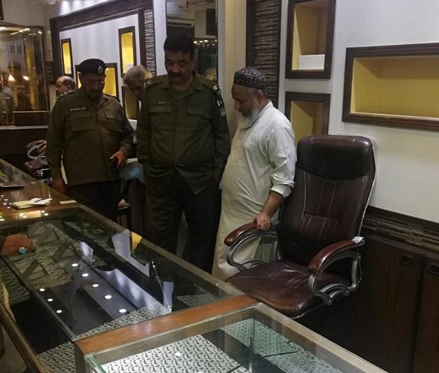 organised crime gold worth millions stolen during muharram holidays