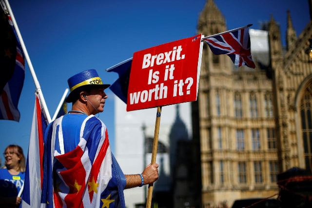 uk s worst case no deal brexit plan warns of food shortages public disorder