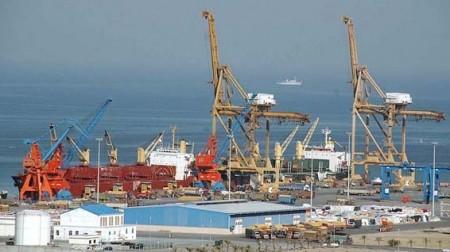 karachi gwadar gulf container line launched