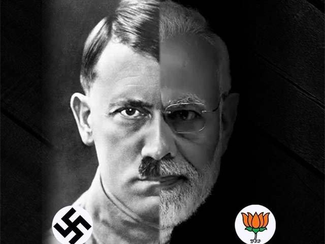 india s nazi regime