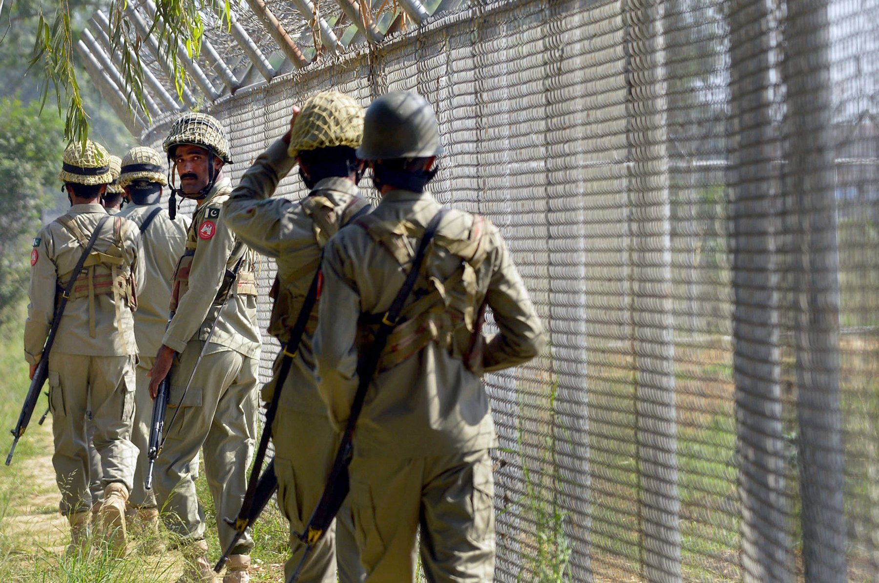 indian diplomat summoned as indian troops target civilians along loc
