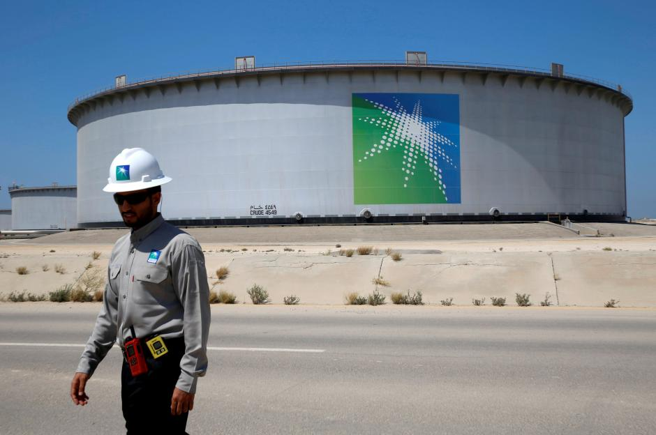 saudi halts production at attacked oil plants minister