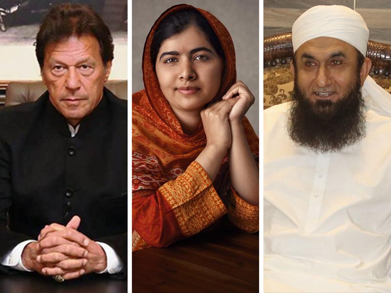 pm imran maulana tariq jamil malala among world s most influential muslims