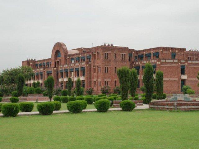 The International Islamic University in Islamabad. Photo: IIUI