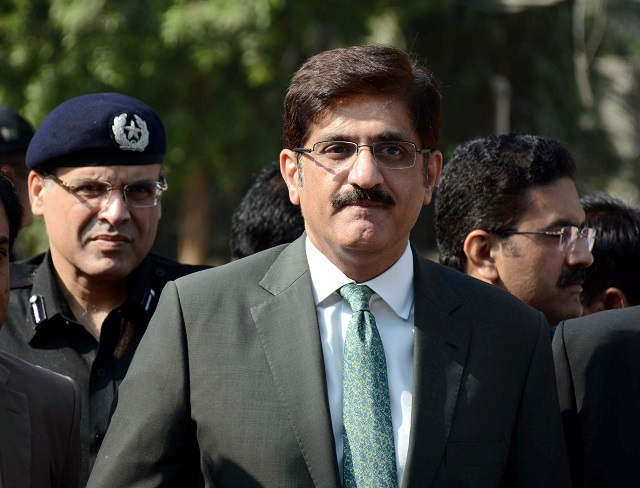 sindh cm asked to appear before nab on tuesday