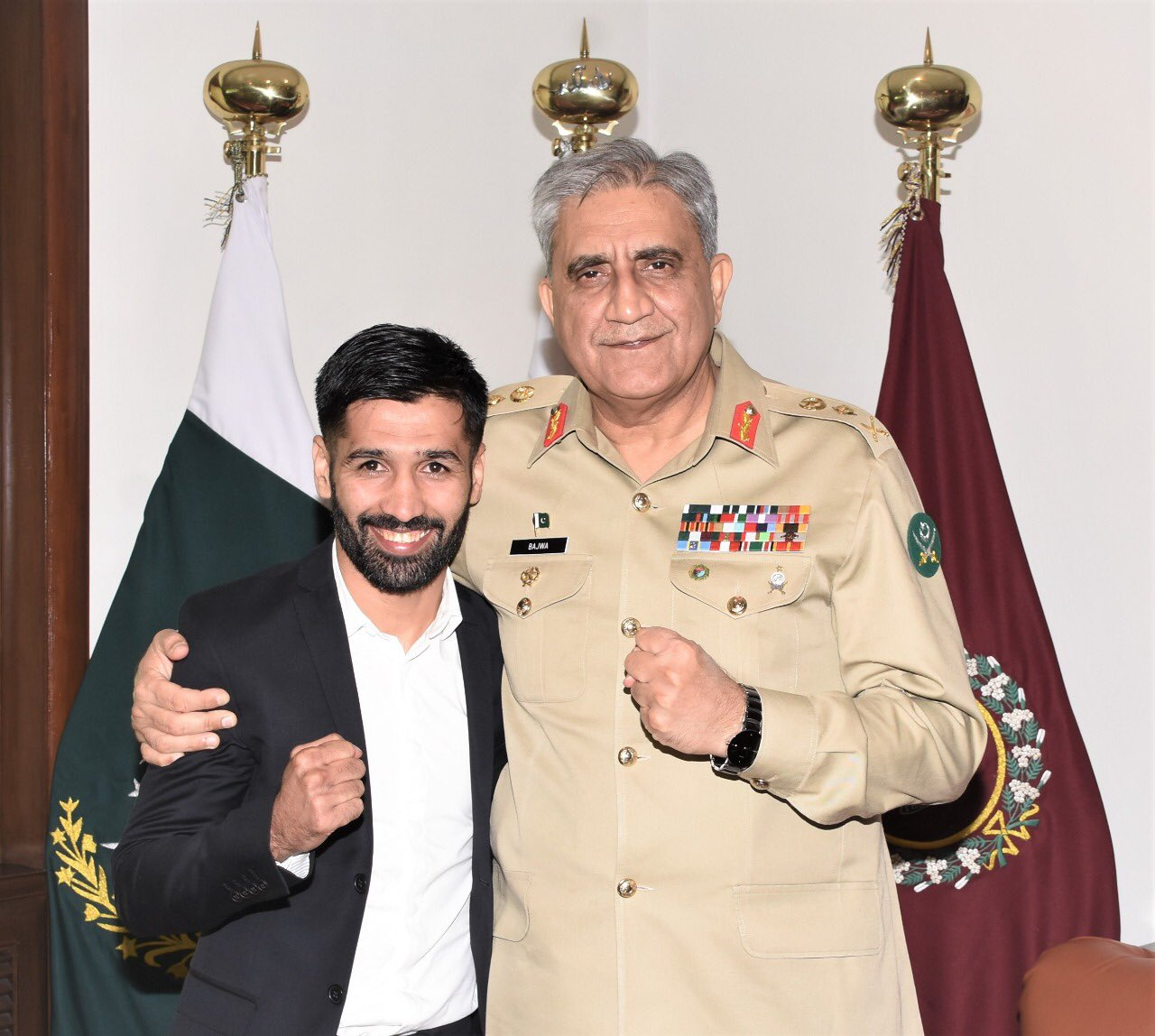 PHOTO COURTESY: DG ISPR