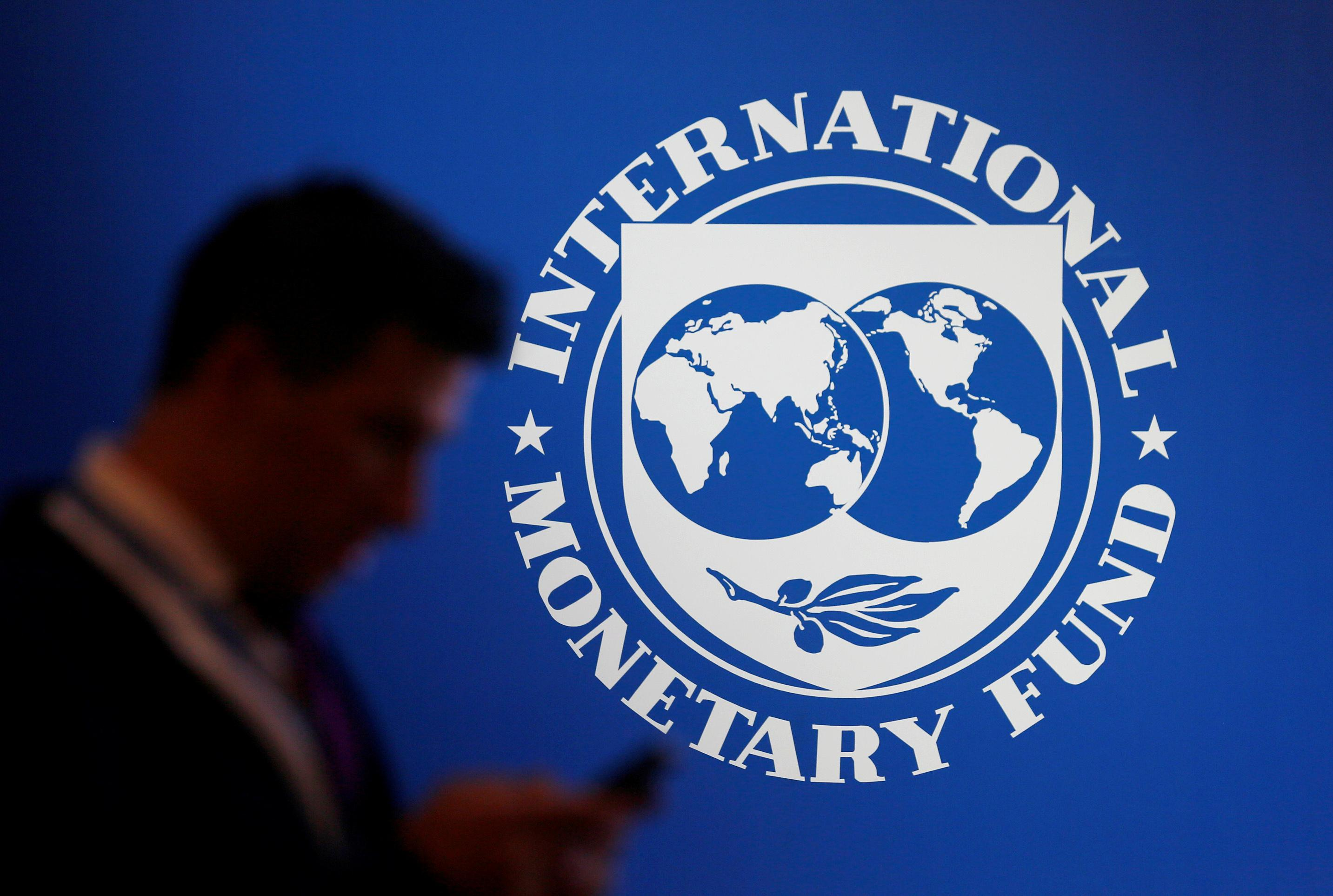 IMF. PHOTO: REUTERS