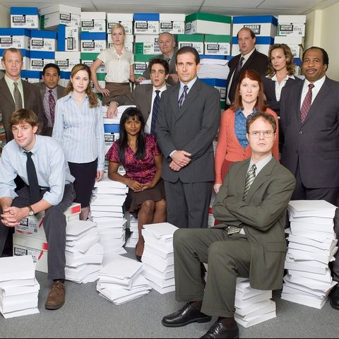 makers hopeful for a reboot of the office