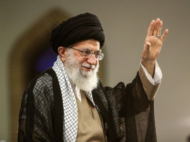 iran s khamenei approved saudi strike report