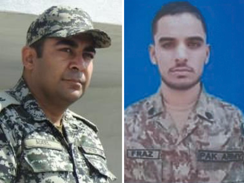 major sepoy martyred in ied attack