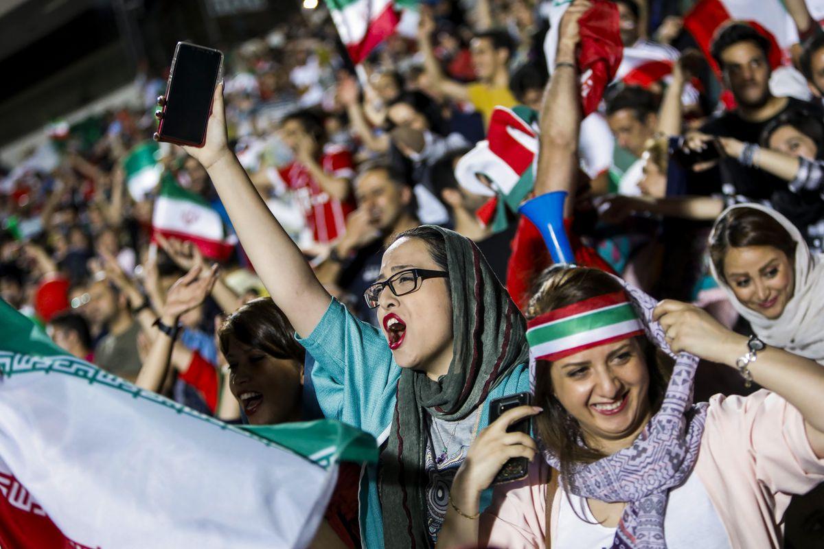 fifa in iran amid women stadium ban row