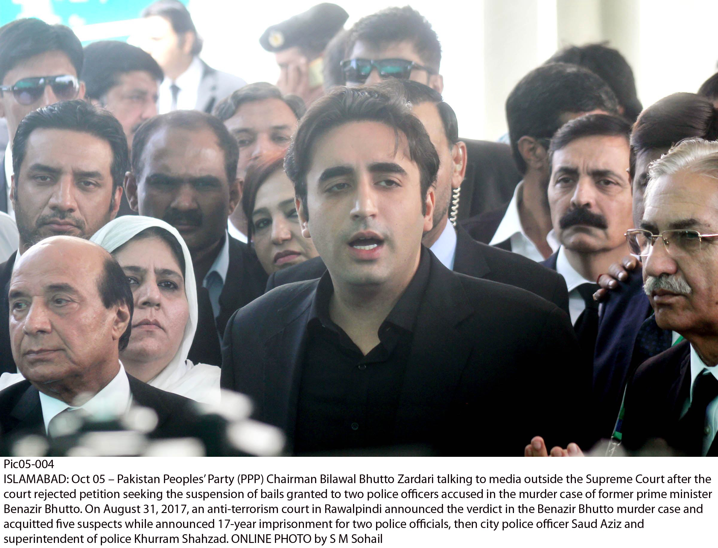 our time has just begun bilawal demands release of political prisoners