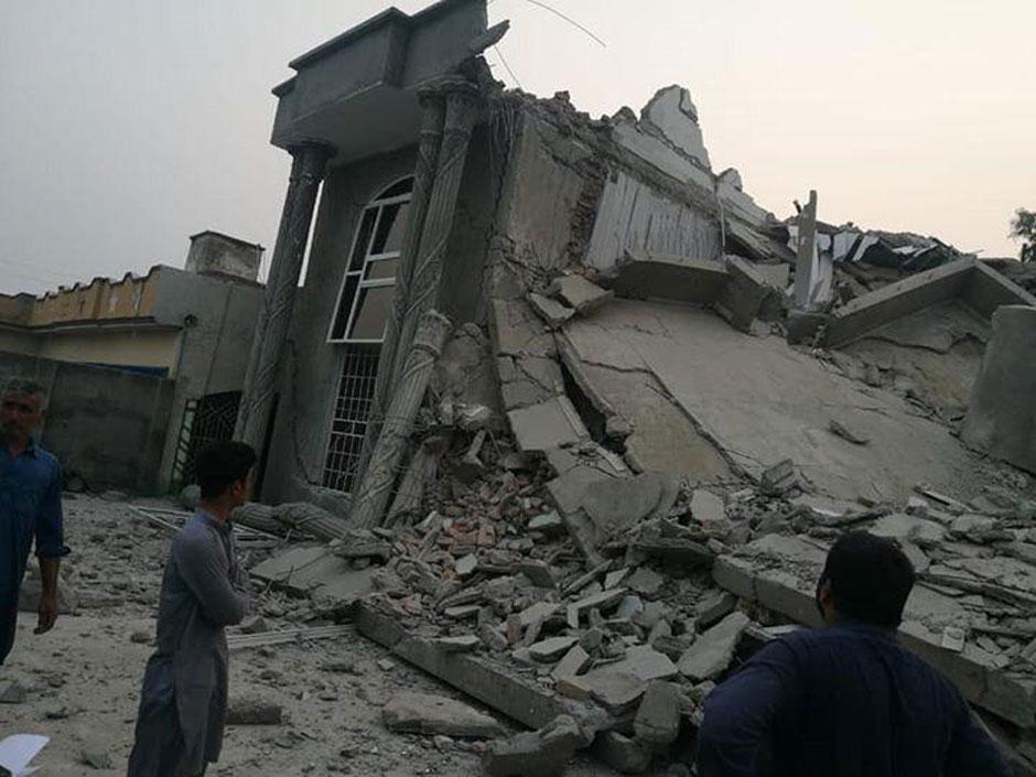 30 Killed Hundreds Injured As 5 6 Magnitude Earthquake Jolts Ajk