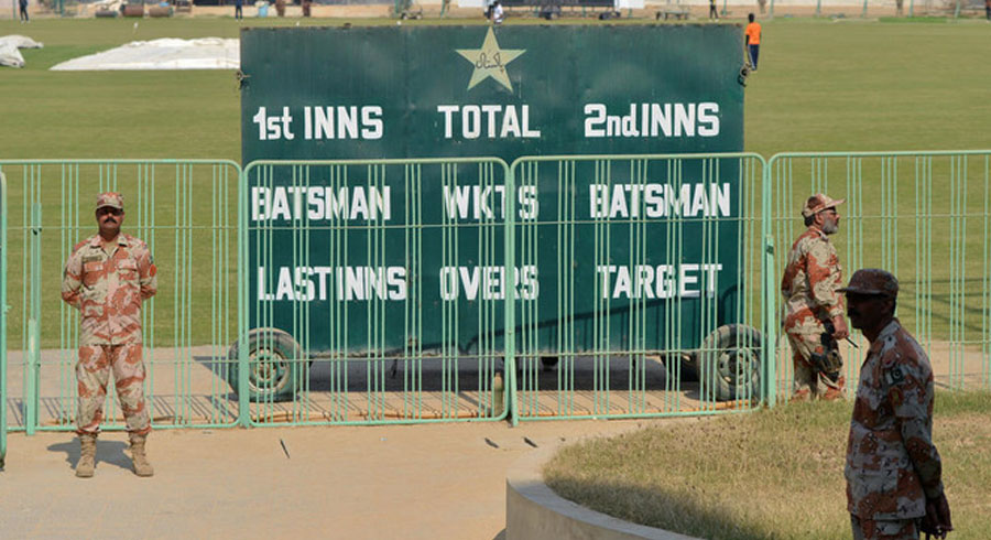 security beefed up as sri lankan team tours pakistan