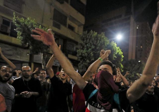 egypt s opposition decimated under sisi