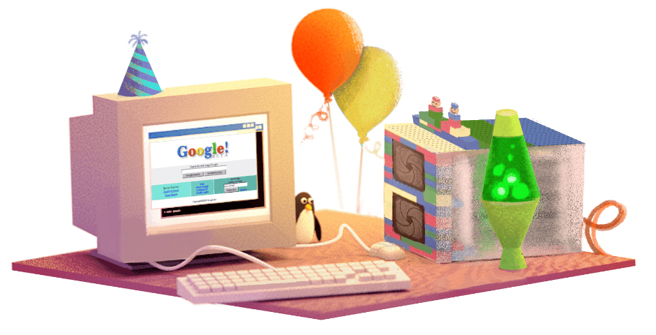 how google doodles it