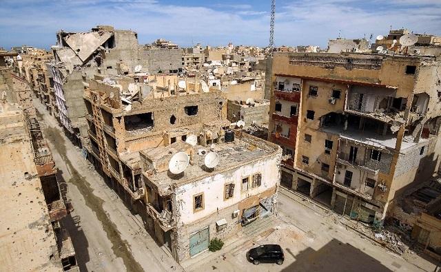 us kills 17 suspected da ish militants in libya airstrike