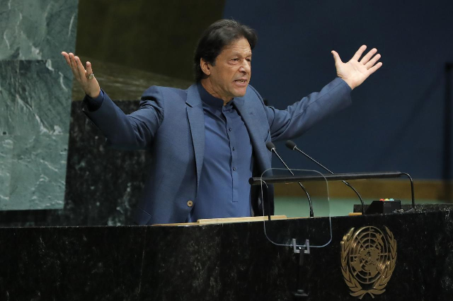 PM urges world community to fulfil decades-old promise made to Kashmiris