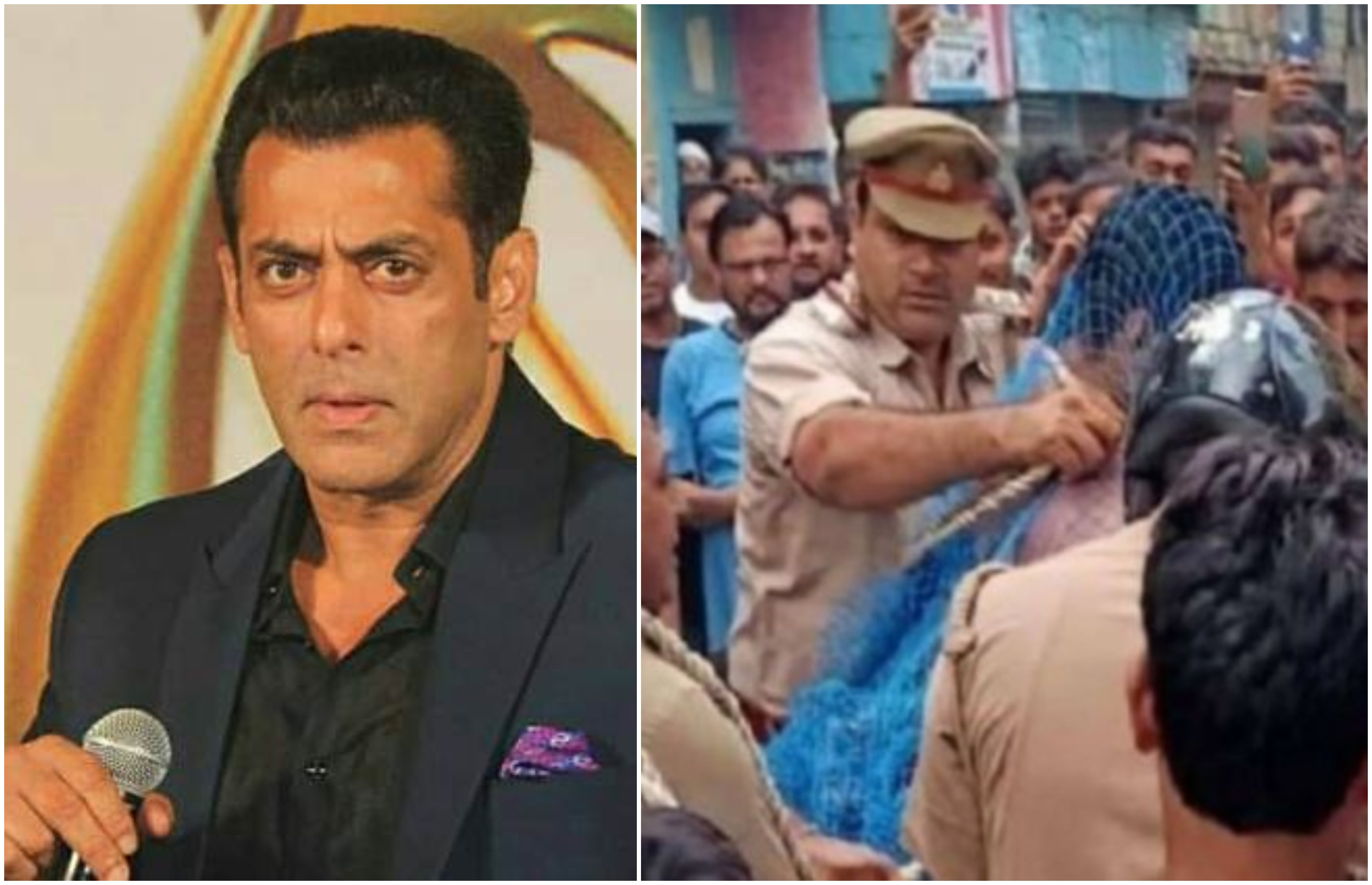 salman khan s former bodyguard goes on a public rampage after steroid overdose