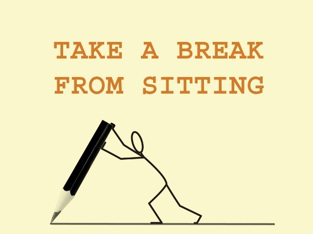 sitting for hours can have adverse impact on health