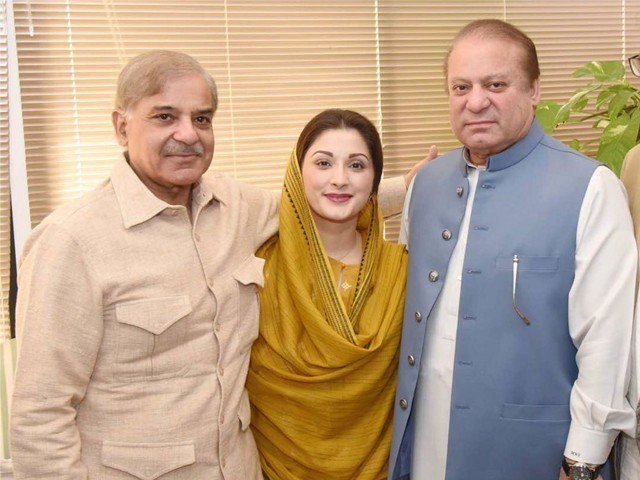govt reveals startling money laundering details of sharif family on eve of gujranwala showdown