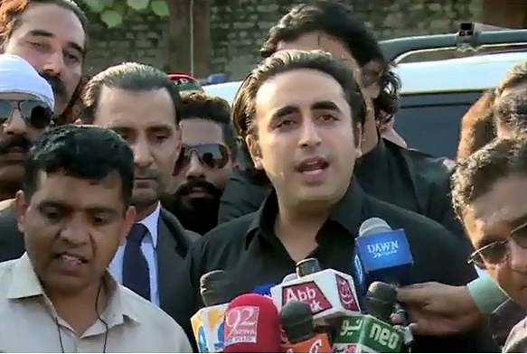 ppp chairman once again rules out likelihood of any deal with govt photo nni
