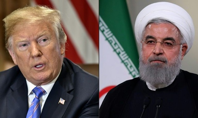rouhani would not take trump s call says french diplomatic source