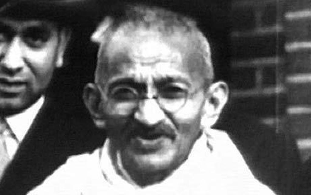 gandhi s ashes stolen on 150th birth anniversary