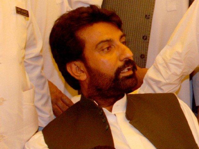 PPP Balochistan Chapter President Ali Madad Jattak. PHOTO: FILE