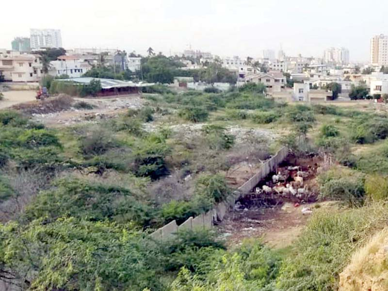restoration of kidney hill park expected to complete soon in karachi