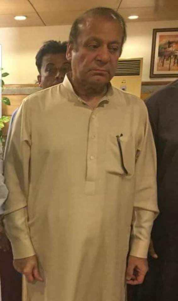 Nawaz Sharif. PHOTO: PML-N