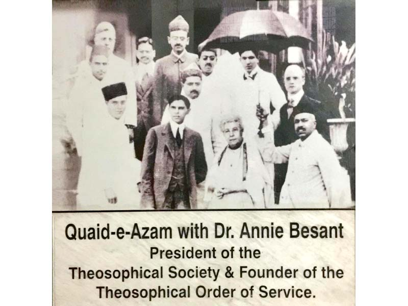 dr annie besant a theosophical beacon who transformed karachi