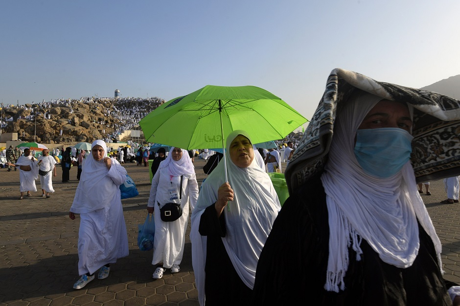 saudi arabia plans more service to improve smart hajj initiative