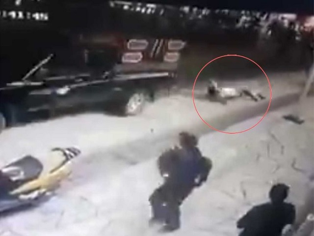 mexican mayor tied to truck dragged through street in protest