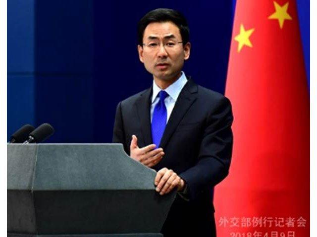 china urges respect of syria sovereignty as turkey attacks