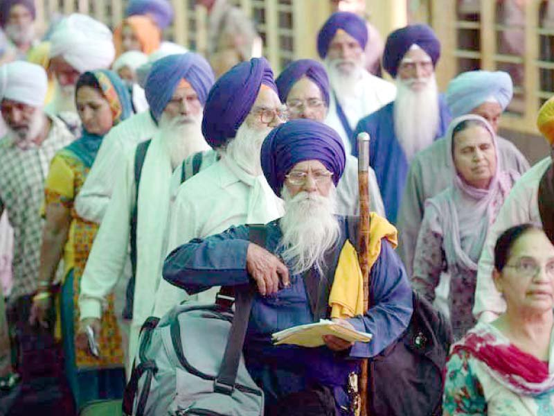 across religious divides for sikhs in k p there is no other place like home