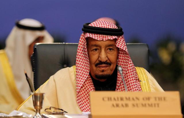 saudi arabia 039 s king salman photo reuters