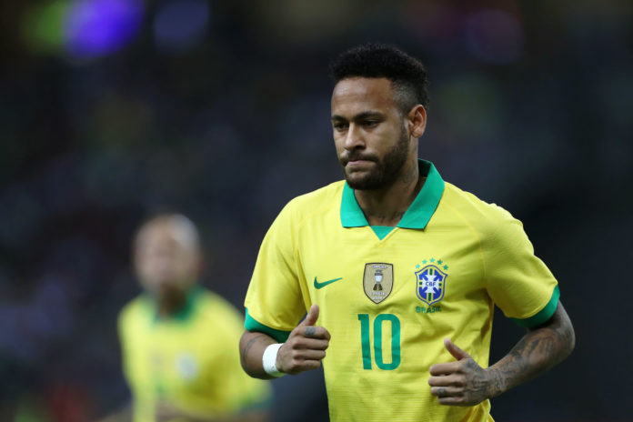 injured neymar out for four weeks sanchez might need surgery