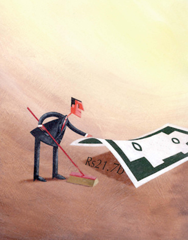 in rawalpindi housing societies found evading billions in stamp duty
