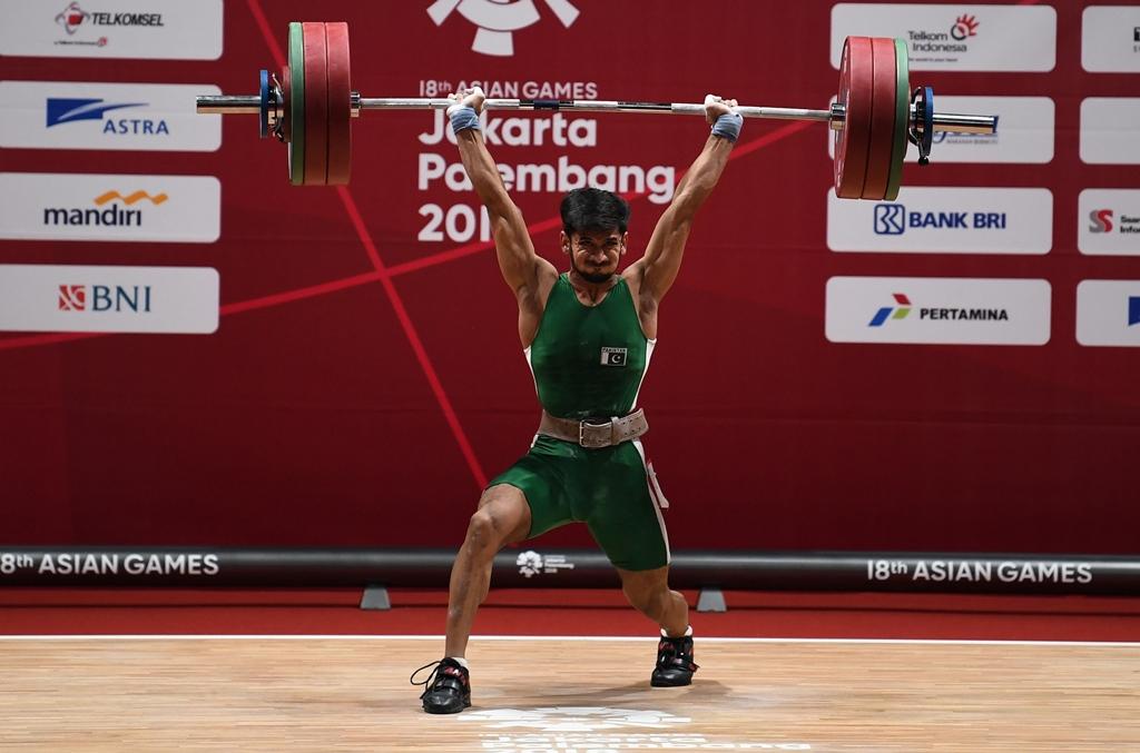 pakistani weightlifter talha losing passion despite winning medals