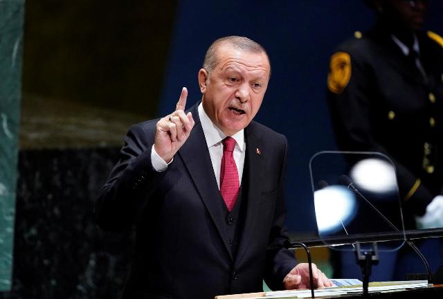 turkish president erdogan threw trump s letter in the bin