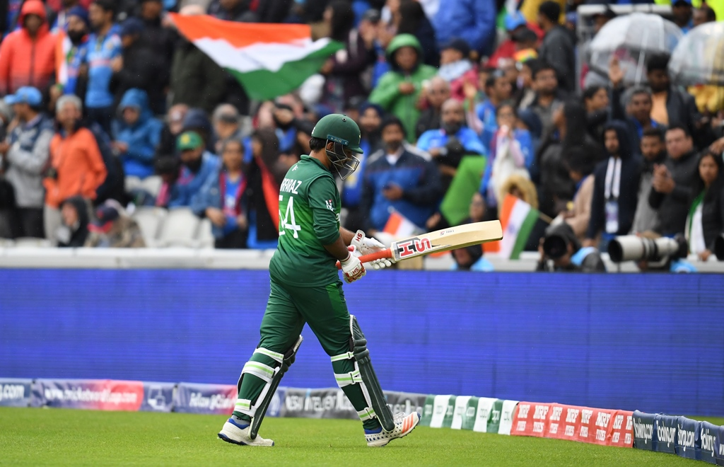 ESCAPE GOAT: Sarfaraz's captaincy may be one of the reasons that Pakistan's recent performances were bad, but it is not the only reason since other factors also contributed to the team's failure. PHOTO: AFP