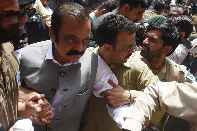minister wants protection for witnesses in sanaullah drug case