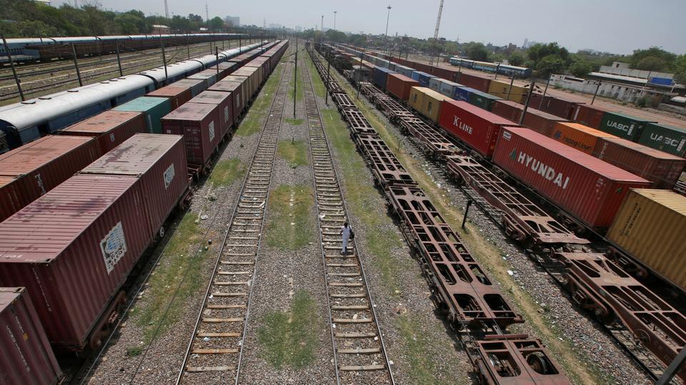 Representational image of railway tracks. PHOTO: REUTERS