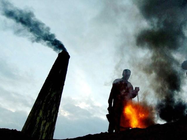 environmental pollution grips sheikhupura