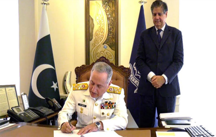 pakistan navy joins t rmn to expand access to trans regional maritime info