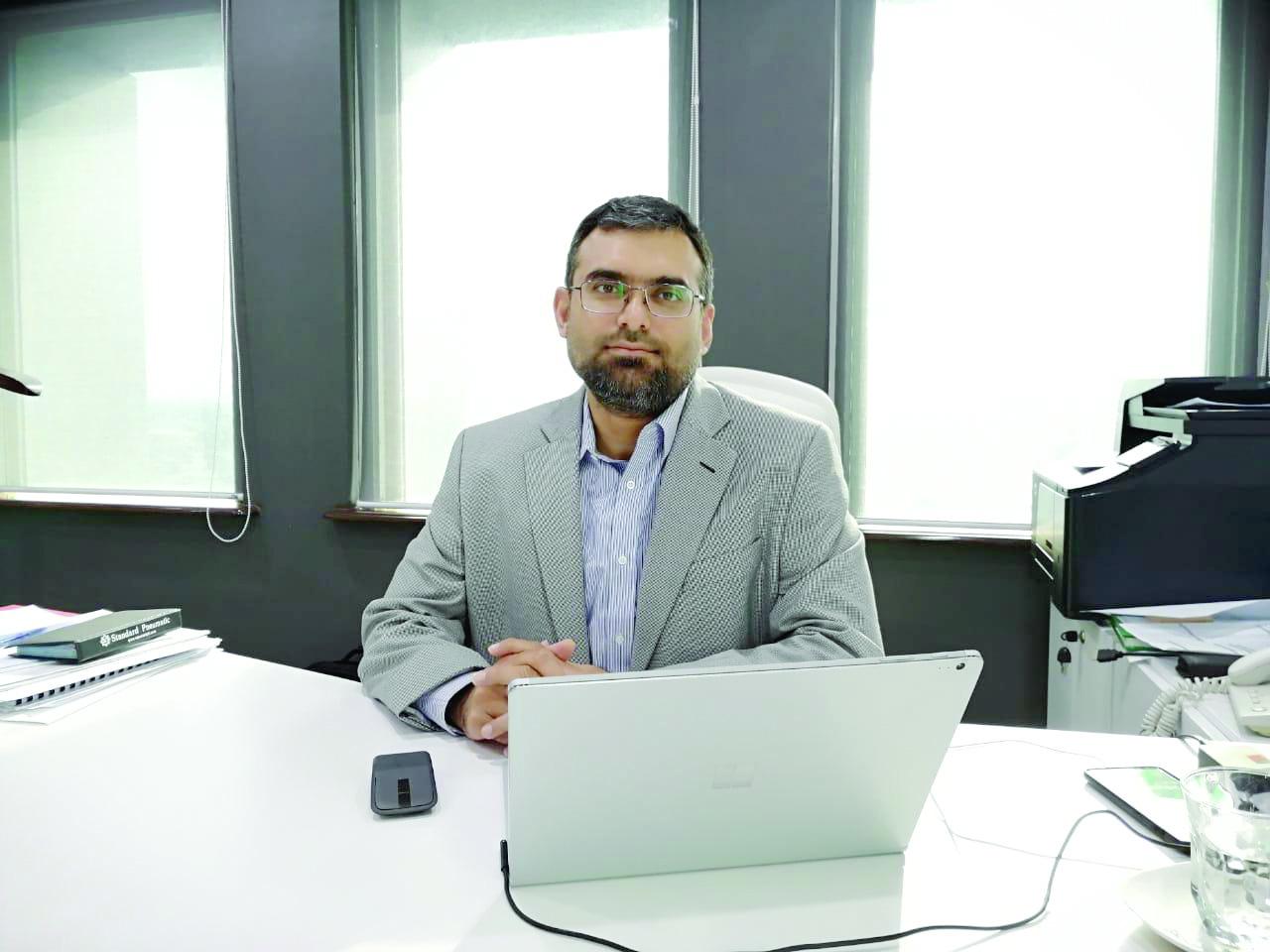 how this tech buff s leap of faith announced karachi on the digital landscape
