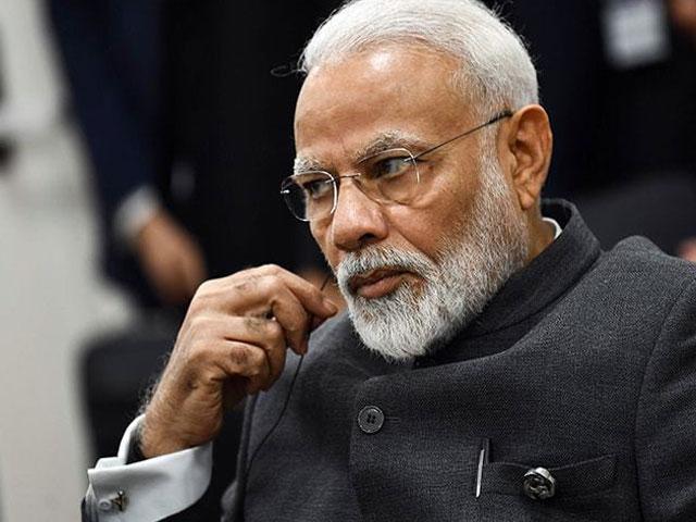 Indian Prime Minister Narendra Modi. PHOTO: AFP/FILE