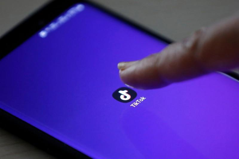 social media app tiktok removes islamic state propaganda videos
